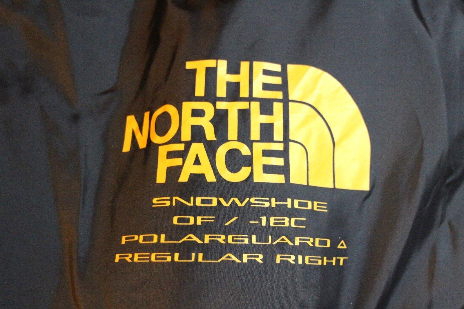 Saco de dormir North Face SNOWzapatos -18 grados hasta 183cm cuerpo grandes