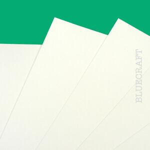 10-Fogli-x-A4-Diamond-bianco-di-alta-qualita-artigianale-CARD-400gsm