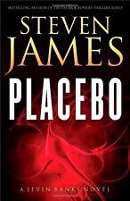 The Jevin Banks Experience: Placebo : A Jevin Banks Novel 1 by Steven James (2012, Paperback)