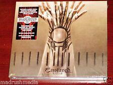 Enslaved: RIITIIR - Deluxe Edition CD + DVD Set 2012 Bonus NB 2932-8 Digipak NEW