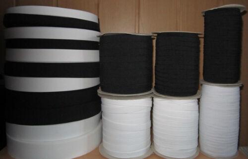 weiß zu Auswahl 20 mm Breite Farbe schwarz 6 /& 9 m Gummiband 15 0,95€//m