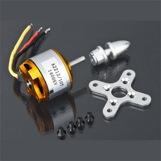 XXD A2212 1400KV Brushless Outrunner Motor für RC Airplane Aircraft Quadcopter