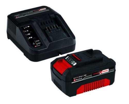 Einhell Power X-Change Akku-Winkelschleifer TE-AG 18 Li Kit 18V Li-lonen ohne Ko