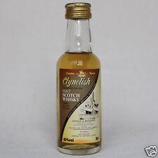 Clynelish 12Y Old Ainslie & Heilbron Whisky 40% 50ml Mini Gordon & MacPhail RARE