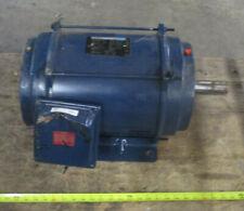 Marathon Globetrotter 15 Hp Ac Motor 230460v 254t Frame 3545 Rpm 3 Phase