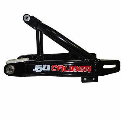 "50 Caliber Billet Aluminum Extended Swing Arm 2.5/"" w//Chain for Honda CRF XR50"