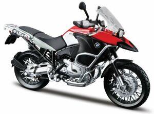 BMW R 1200 GS - red / black - Maisto 1:12