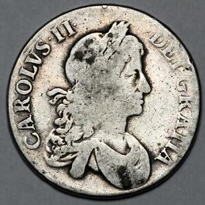 king charles ii coins