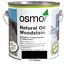 thumbnail 3 - Osmo ® Natural Oil Woodstain 19 Shades, 5ml, 125m, 750ml, 2.5L