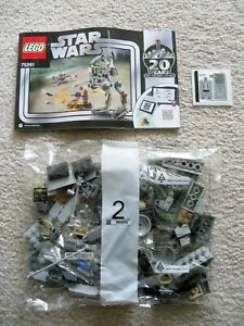 LEGO-Star-Wars-Clone-Scout-Walker-75261-Walker-amp-Kashyyyk-Clone-Trooper