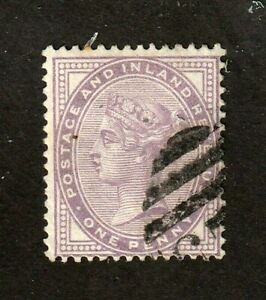 Great-Britain-stamp-88-used-Queen-Victoria-SCV-32
