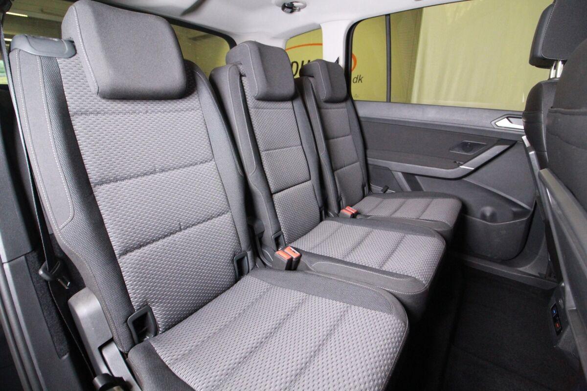 VW Touran 2,0 TDi 150 Comfortline DSG 7prs