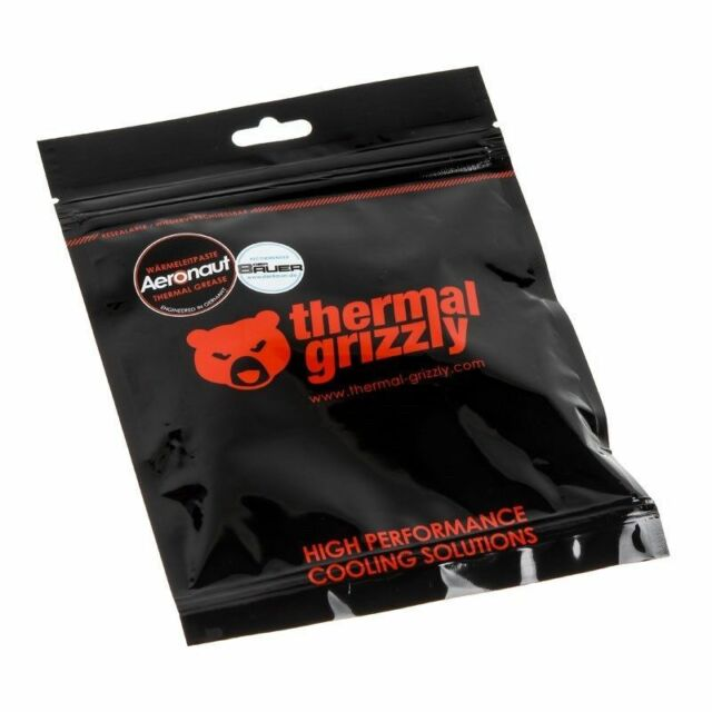 Thermal Grizzly TG-A-015-R Aeronaut High Performance Thermal Paste 1.5ml / 3.9g