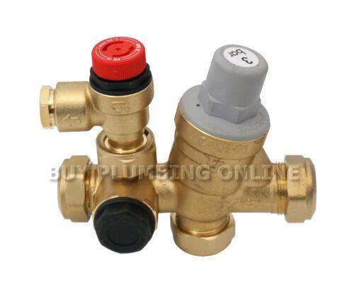 Jeu de contrôle d/'admission FlowMaster eau froide vanne de contrôle ts201