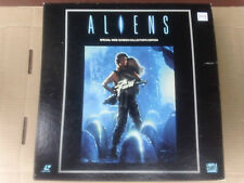 Aliens Special Widescreen coledtors edition laserdisc. VG condition. Plays great