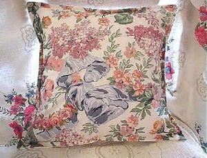 NEW-18-034-x-18-034-PILLOW-1-ALLISON-FLORAL-Ralph-Lauren-fabric-Custom-Pillow