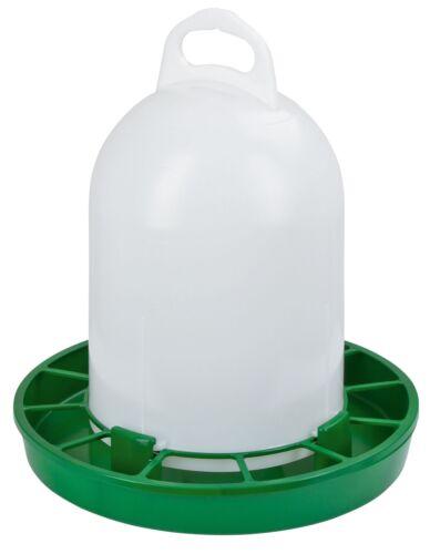 Geflügel Futterautomat 4 kg Stükerjürgen Hühner Futterautomat aus Kunststoff