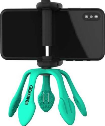 GekkoPod trípode flexible para smartphones y ActionCams negro