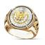 Men-039-s-Buffalo-925-Silver-Animal-Band-Ring-Women-Wedding-Party-Jewelry-Size-6-13 thumbnail 23