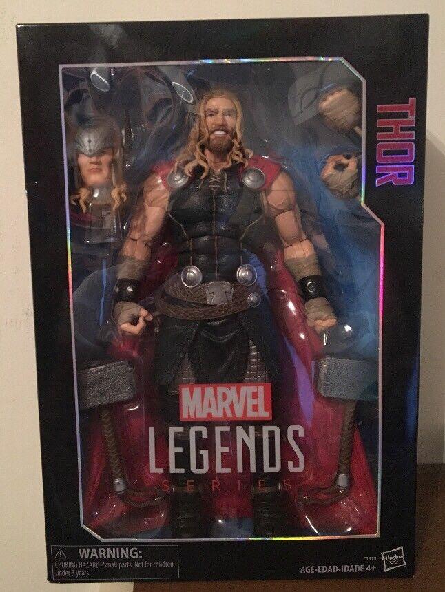Marvel - legenden thor 12 zoll abbildung neue hasbro