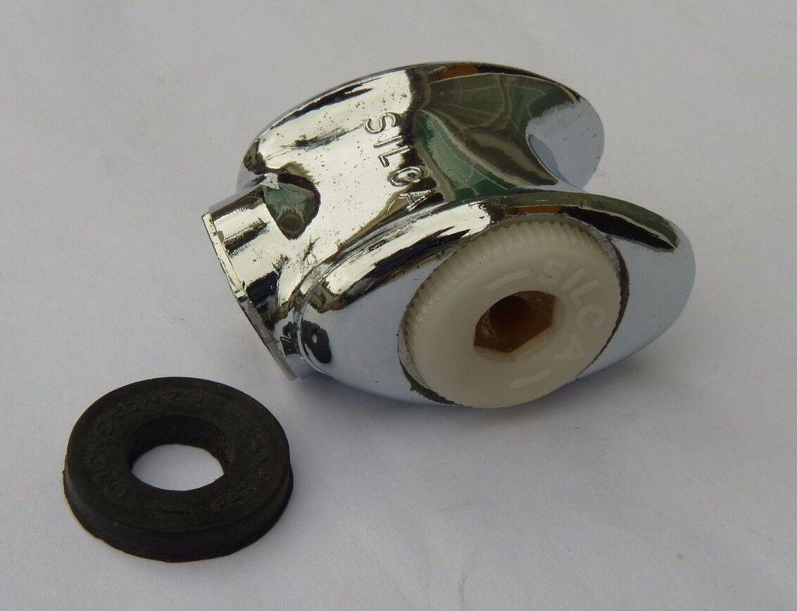NOS vintage original Silca pump head adaptor New no38//29 us