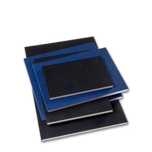 0,06€//Seite schwarz Skizzenheft 120 g//m² 64 Seiten A5 quer Softbook