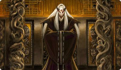 Daidoji Teruo Legend of the Five Rings LCG CCG Drew Baker L5R Play Mat
