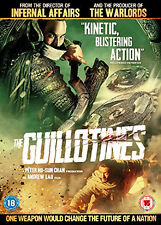 DVD:THE GUILLOTINES - NEW Region 2 UK