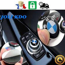 LOGO BADGE STICKER BOUTON 3D ★BMW IDRIVE★ 29MM GPS MULTIMEDIA CONTROLLER