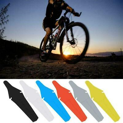 Rear Bicycle Extended Fender Saddle Fashion Clip Mudguards Road MTB Saver