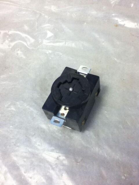 Arrow-Hart Power-Lock Receptacle 30A 600V Used