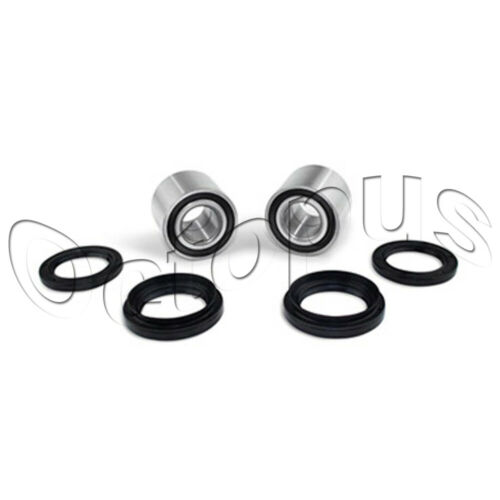 Bombardier//Can-Am 500 TRAXTER Auto//XT Bearings Kit Both Sides Front Wheels 99-01