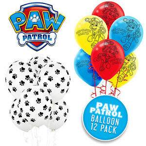 Image Is Loading PAW PATROL BIRTHDAY PARTY SUPPLIES BOYS CHASE