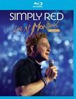 Simply Red Live at Montreux 2003 Blu-ray Soul Pop Music Region B
