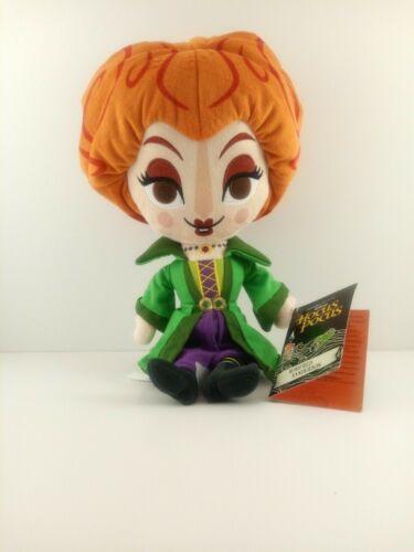 Disney Hocus Pocus Sanderson Sisters Winifred Sanderson Plush Doll