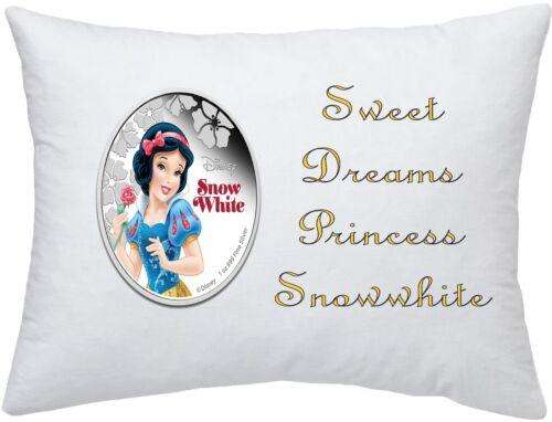PRINCESS SNOW WHITE #2 PERSONALISED PILLOWCASE