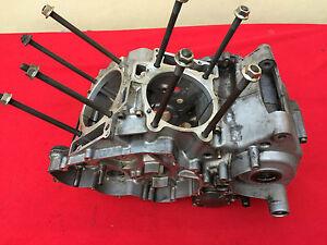 Aprilia RSV Mille 1000 ME Bj1999 Motorgehäuse Motor Gehäuse Motorblock