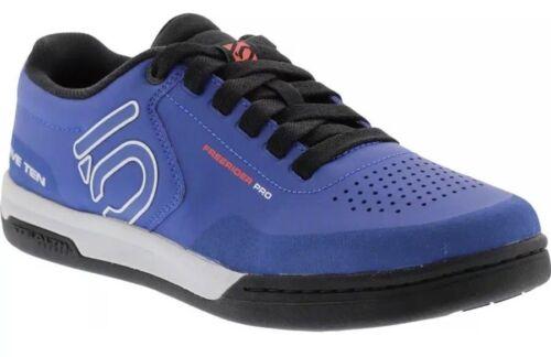 New Five Ten Freerider Pro Flat Pedal Mountain Biking Shoes EQT BlueSize 11.5