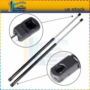 2 Front Hood Lift Support Strut Gas Spring Shock For 2007-2011 Toyota Camry 6333