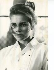 VALERIE KAPRISKY A BOUT DE SOUFFLE BREATHLESS 1983 VINTAGE PHOTO 12