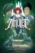 Amulet: The Last Council 4 by Kazu Kibuishi (2011, Paperback)