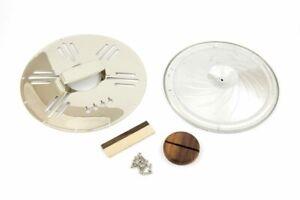 4-String-Cigar-Box-Resonator-Cone-Kit-Art-Deco-Chrome