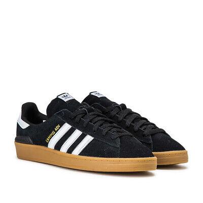 Adidas Campus ADV Black White Gum Sz 11 EE6147 | eBay