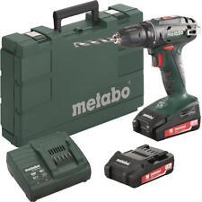 Metabo BS 18 Li Akku-Bohrschrauber 2xLi Power Compact 18 V 1,3 Ah