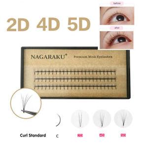 704946d5b41 Premade 2D 4D 5D Volume Fan Lash Semi Permanent Eyelash Extensions ...