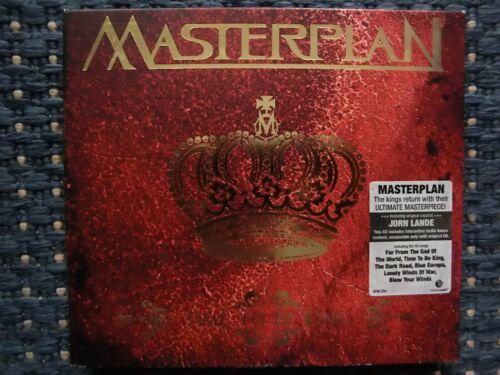1 von 1 -  Masterplan - Time To Be King Audio CD Digipack Metal