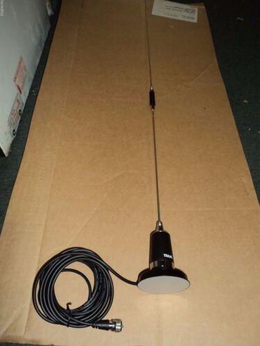 Dual Band Magnetic ANTENNA KIT 2 Meter 144 440 Mhz NMO TRAM 1180 VHF UHF Gain