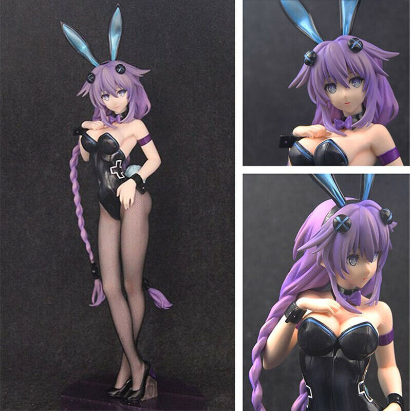 Hyperdiessision Neptunia Neptune viola Heart Bunny Ver 14 Figurine Statue