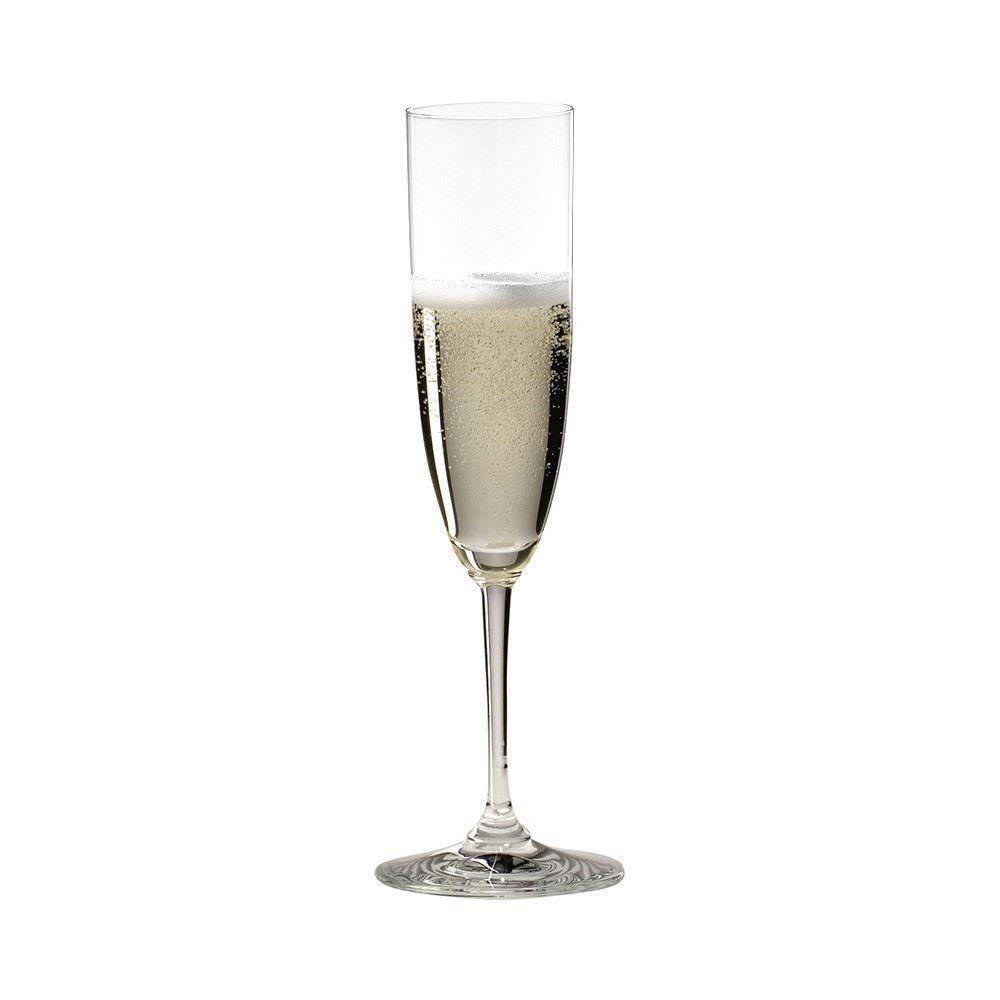 Riedel Vinum Clerar Champagne Flutes (Pair)