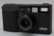 Ricoh GR21 35mm Point & Shoot Film Camera Body Only [Excellent+++] from japan